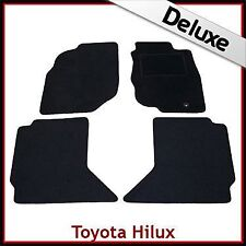 Toyota Hilux Twincab Tailored LUXURY 1300g Car Mat (2007 2008 2009 2010 2011)