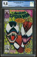 AMAZING SPIDER-MAN # 363 CGC-GRADED 9.8 NEAR MINT/MINT WHITE PAGES ITEM: G-251