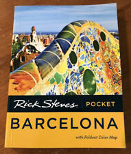 Rick Steves Pocket Barcelona (with Fold Out Color Map)