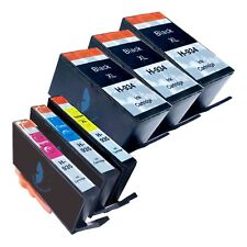 6 PK New 934XL 935XL ink cartridges for HP OFFICEJET PRO 6230 6830 6835-NEW CHIP