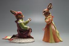 Royal Doulton Bunnykins Romeo And Juliet