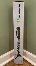 Manfrotto XPRO Monopod+ Carbon Fiber Video Monopod, 5 Section MVMXPROC5US