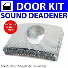 Heat & Sound Deadener Ford Thunderbird 1955 - 57 2 Door Kit + Seam Tape 3678Cm2