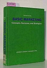 Basic Marketing : Concepts, Decisions and Strategies by Cundiff, Edward W