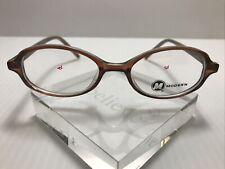 *New, MODERN SNEAKERS BROWN/BLUE 47/48/135 Eyeglass Frames