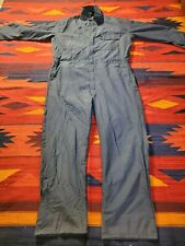 DRIFIRE NFPA 2112 Flame Resistant HRC2 Navy Blue Coverall XL