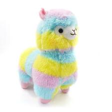 Rainbow Amuse Alpaca Lama Plush Alpacasso Toy Arpakasso Stuffed Animal Doll Gift