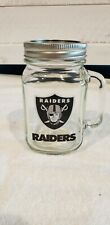 Oakland Raiders Mugs (set of 4) New in box