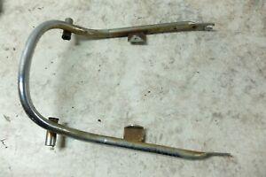 77 Honda CB 550 CB550 K 4 Four rear back fender grab bar rail