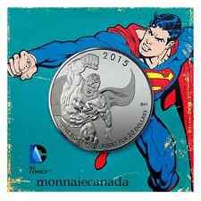 2015 Canada $20 Dollars Fine Silver Superman DC Comics Originals - D252 - NO TAX