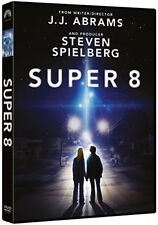 SUPER 8 - DVD - REGION 2 UK