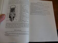 Classic 1955 TUBE ELECTRONICS Book! 50 Chapters! Tube Amps, Theory, Radio...ALL!