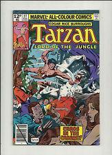 Tarzan - Lord of the Jungle  #27  VF+