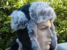 Señora gorro señores tschapka mcburn GR 56 invierno gorro ski forro cálido