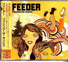 FEEDER - PUSHING THE SENSES - JAPAN ED. - CD ( NUOVO SIGILLATO )
