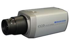 Dedicated Micros 480-TVL DM-CAM-BC4 Color CCTV Fixed Security Box Camera NEW