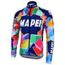 Thermal Fleece MaPei Cycling Jerseys Cycling long Sleeve Jersey