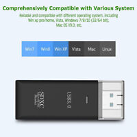 2 In 1 USB 3.0 SD Memory Cards Reader For SDHC SDXC MMC TF Card Reader Adapters
