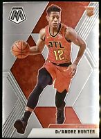 2019-20 Panini Prizm Mosaic De'Andre Hunter Rookie Card RC NBA Atlanta Hawks 🔥