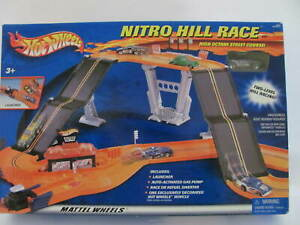 HOT WHEELS Nitro Hill Race 2001 NEW IN BOX
