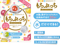 Showa, Mochipucchi, Easy Cooking, Cute Jelly Mix, 100g, Japan