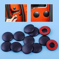 12x Car Interior Door Lock Screw Protector Cover Anti-Rust Cap Trim Sticker 19mm