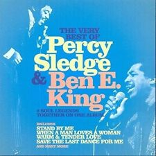 Percy Sledge & King,Ben E.King (2015, CD New & Sealed)