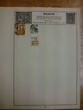 Mexico Used Stamps x3 1910 Onwards