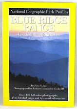 Park Profiles: Blue Ridge Range by Ronald K. Fisher & Nat. Geographic Society