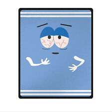 "Great One Side Printed Towelie South Park Blanket 58""x 80"" Large"