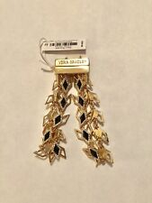 NWT Vera Bradley Gold Tone Deco Bracelet! Very Pretty!