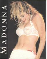 Madonna Carte Postale Postcard 10