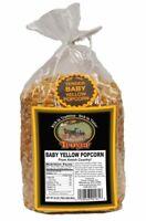 Amish Popcorn, Gluten Free, NON GMO Tender Baby Yellow Popcorn - 2 lb. Bag