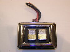 1970's MOPAR DOUBLE GANG POWER WINDOW SWITCH OEM GTX RT CHARGER NEW YORKER
