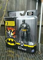 DC TACTICAL BATMAN CAPED CRUSADER ACTION FIGURE 1st EDITION SPIN MASTER TOY NEW