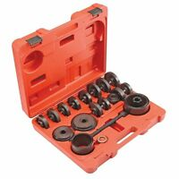 23pc FWD Front Wheel Drive Bearing Removal Install Service Adaptor Tool AU Stock