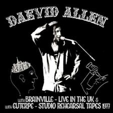 Brainville live in the uk-Daevid Allen - 2cd-NEUF! soft machine Gong