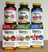 Slimfy Weight Loss SUPPS. - 3-Stage Complete Weight Loss Program (3 Months)