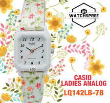 Casio Ladies Analog Watch LQ142LB-7B