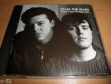 TEARS FOR FEARS cd SONGS FROM BIG CHAIR head over heels SHOUT everybody wants to