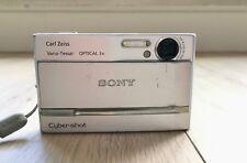 Appareil photo numérique SONY DSC-T9 6 Mpix + Memory Stick 1GB/Sangle/Chargeur