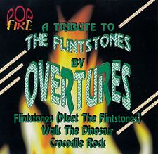 "A TRIBUTE TO ""THE FLINTSTONES"" BY OVERTURES / CD - TOP-ZUSTAND"
