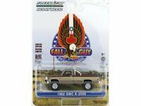 GMC K-2500 Grande Sierra - 1982 - Colt für alle Fälle - Greenlight 1:64