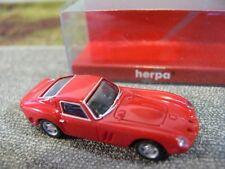 1/87 Herpa FERRARI GTO Rosso 032032 prezzo speciale € 4,99 invece di 12 €