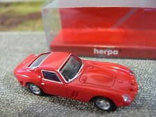 1/87 Herpa Ferrari GTO rot 032032 SONDERPREIS 4,99 € statt 12 €