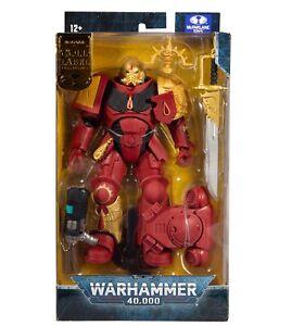 McFarlane Gold Label  Warhammer 40K Blood Angels Primaris Lieutenant - PRE-ORDER