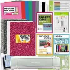 Cricut Explore Air 2 Machine Bundle Heat Transfer, Vinyl Pack, Tools Pen Design