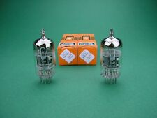 2 x 12AX7 A-C / ECC83 TAD BALANCED PHASE DRIVER & matched pair -> tube amp