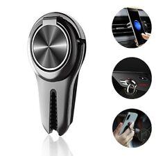 Multi-Funktion Universal Finger Ring Griff Stand Halter & Auto Belüftung 360