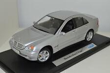 1:18 Mercedes C-Klasse W203 Silber Silver C320 C200 K C180 K C220 CDI Modellauto